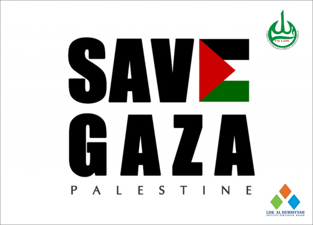 bendera SaveGaza